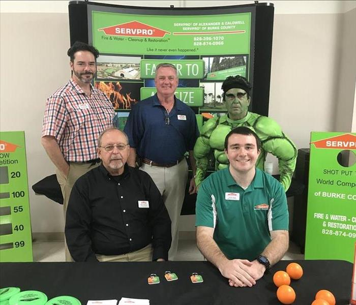 Burke County Business Showcase 2017