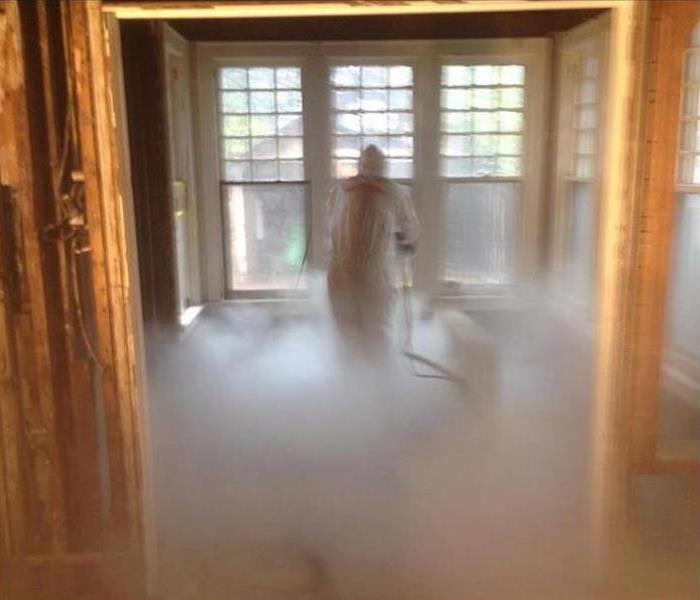 Mold Damage – Morganton Home