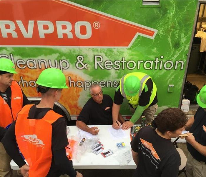 Commercial Why SERVPRO of Burke County Should Handle Your Commercial Loss