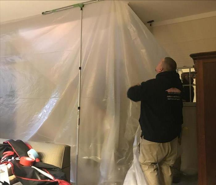 Mold Remediation What is a Containment Zone?
