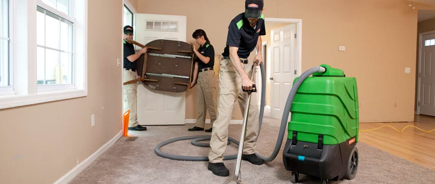 Morganton, NC residential restoration cleaning